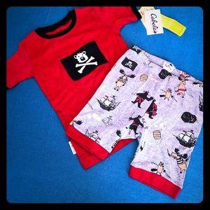 Cabelas Bear Pirate Pajamas